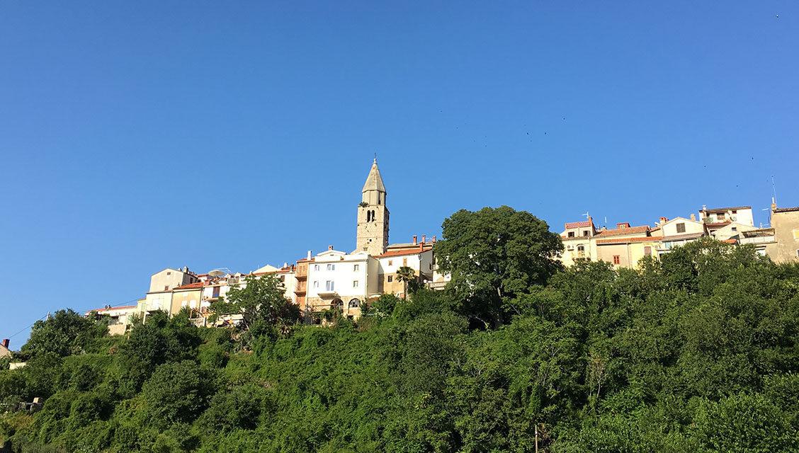 Town Vrbnik