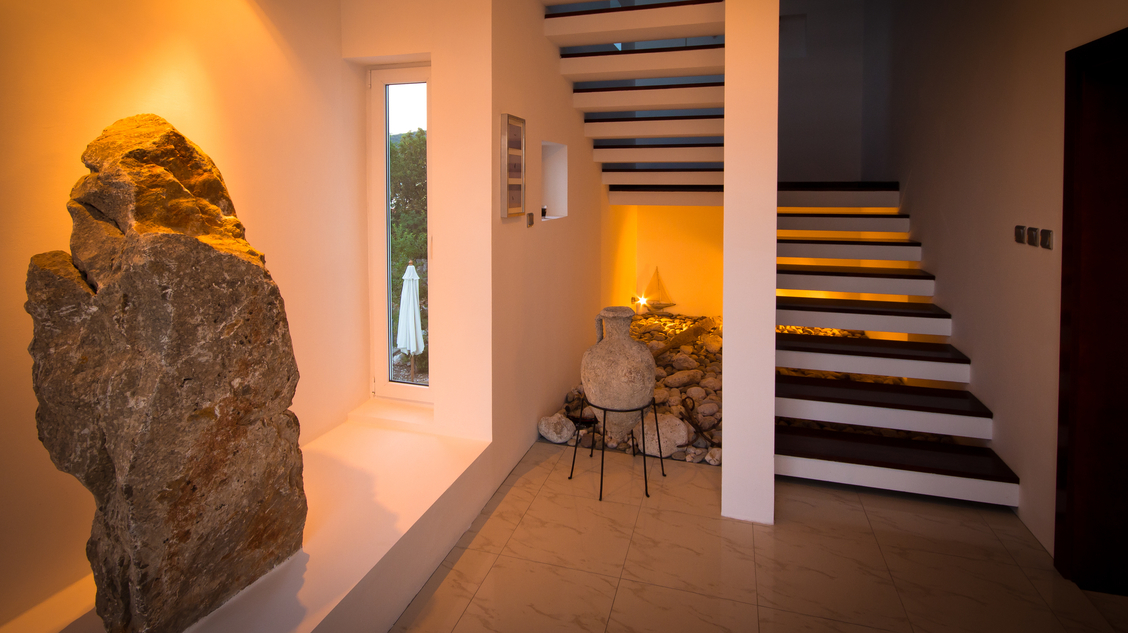 villa vrbnik ground floor