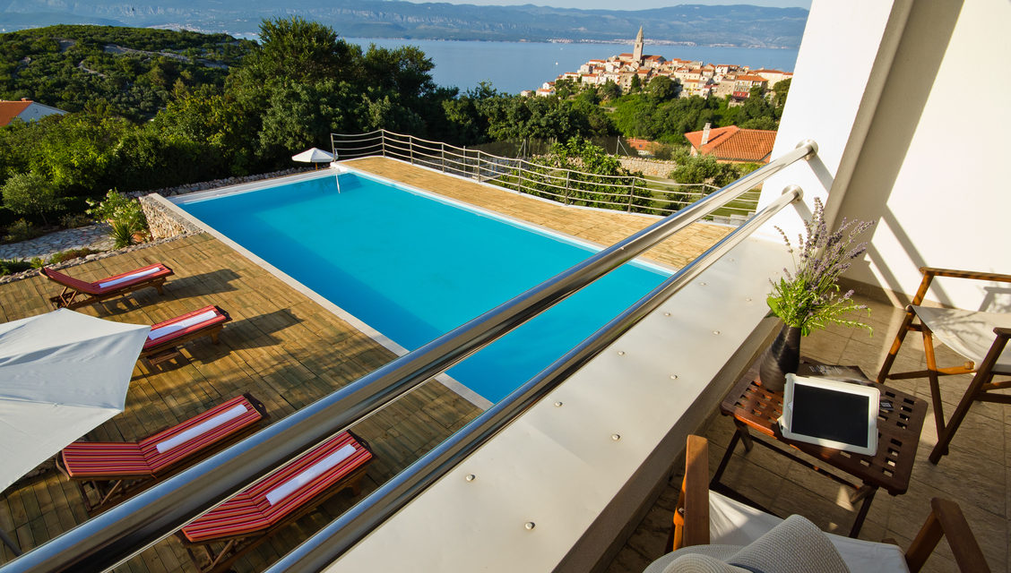 villa vrbnik the bay